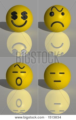 Smilies3D_6_Final_Bigstockphoto