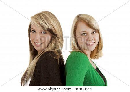 Happy Girlfriends