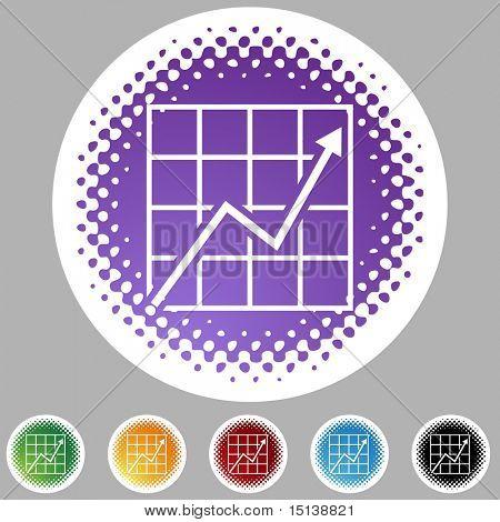 Stock Market icon set
