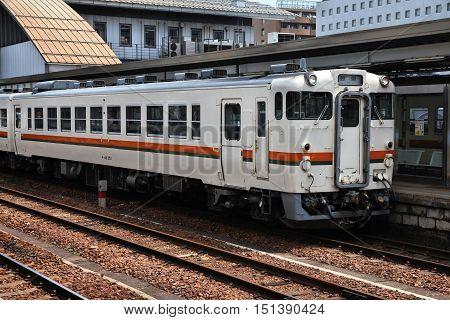 Fuji Heavy Industries Train
