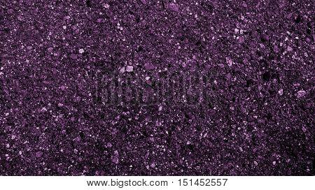 Asphalt, asphalt texture, scabrous asphalt background, asphalt pattern, abstract background, coloured asphalt background, abstract pattern violet abstraction, grunge background