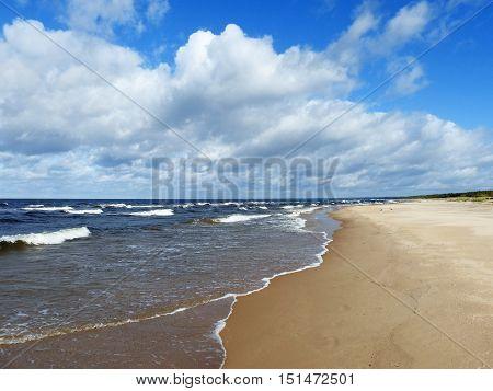 Baltic Sea Landscape