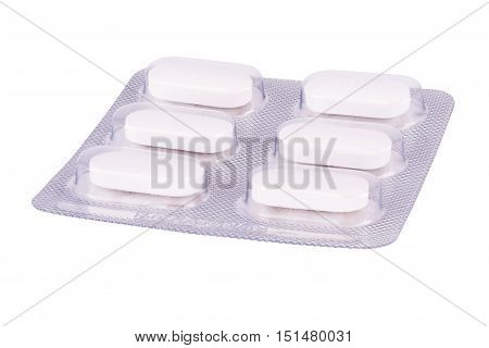 Tablets In A Blister