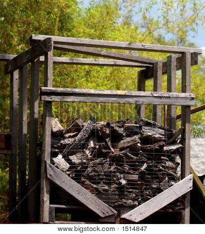 Firewood Starter Chips