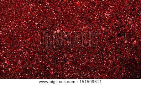 Asphalt, asphalt texture, scabrous asphalt background, asphalt pattern, abstract background, coloured bright asphalt background, abstract pattern, red abstraction, grunge background, grungy texture