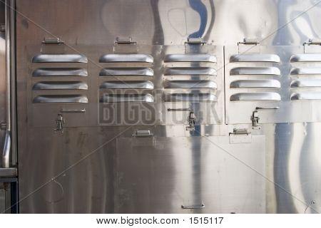Shiny Locomotive Reflections