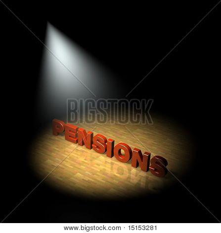 Spotlight on pensions