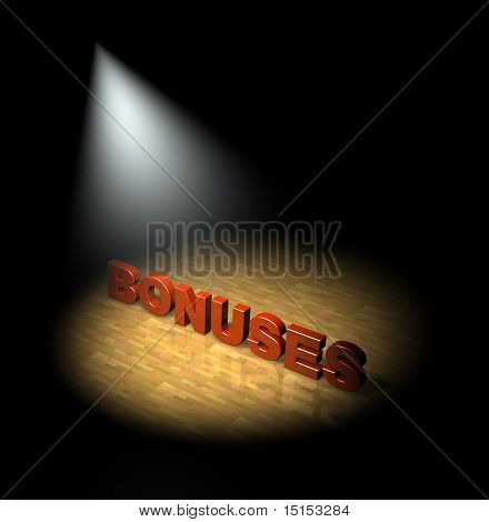 Spotlight on bonuses and payouts