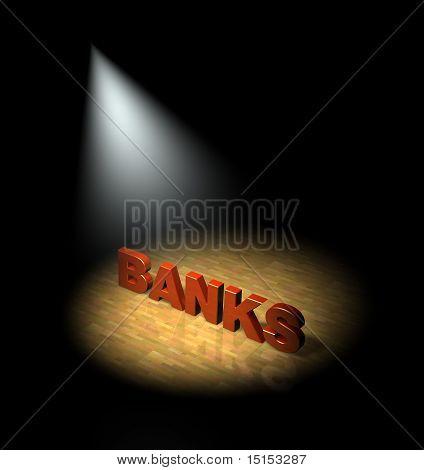 Spotlight on the banks and bonuses
