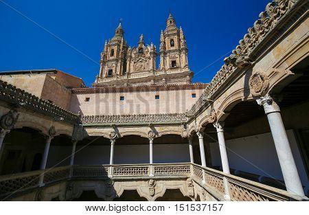 University Of Salamanca, Spain