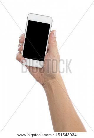 Cellular Phone on Hand