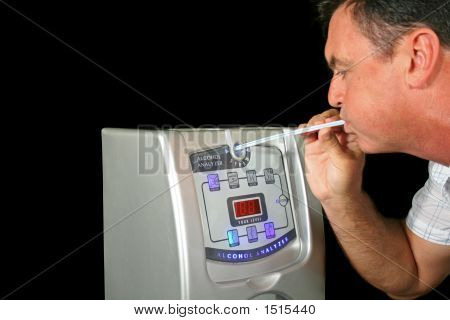 Breath Test Machine 2