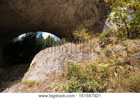 The Wonderful Bridges - Natural Rock Phenomenon In The Rhodope Mountains - Bulgaria