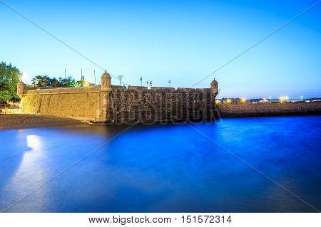 Ponta Da Bandeira Fortress, Lagos, Portugal