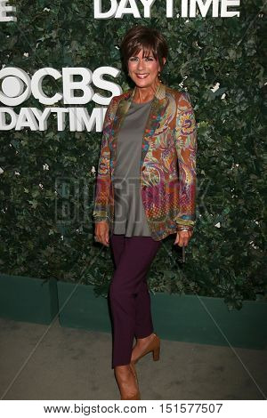 LOS ANGELES - OCT 10:  Colleen Zenk at the CBS Daytime #1 for 30 Years Exhibit Reception at the Paley Center For Media on October 10, 2016 in Beverly Hills, CA