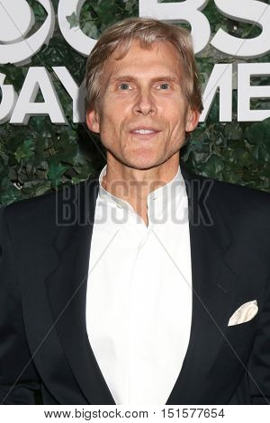 LOS ANGELES - OCT 10:  Grant Aleksander at the CBS Daytime #1 for 30 Years Exhibit Reception at the Paley Center For Media on October 10, 2016 in Beverly Hills, CA