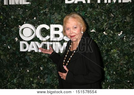 LOS ANGELES - OCT 10:  Lee Phillip Bell at the CBS Daytime #1 for 30 Years Exhibit Reception at the Paley Center For Media on October 10, 2016 in Beverly Hills, CA