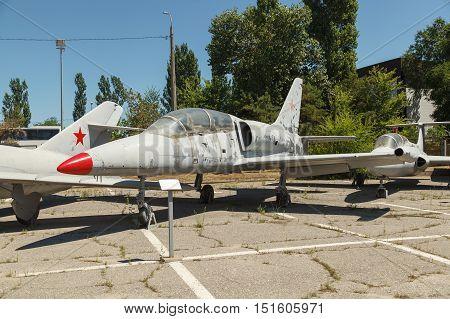 Light L-39 Attack Plane