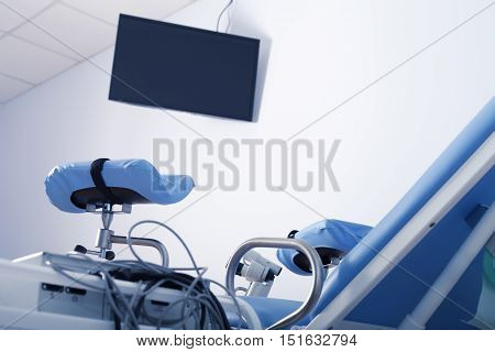 a medicine and health care, gynecological services and equipment