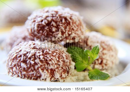 Coconut Confections