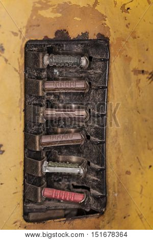 Fuses In The Tractor