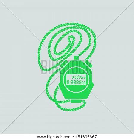 Coach Stopwatch  Icon