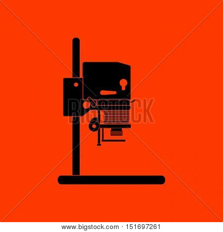 Icon Of Photo Enlarger