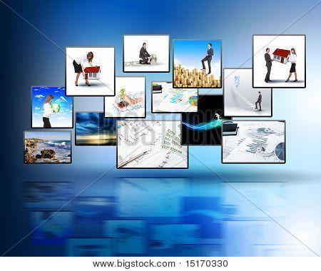 Media stream of high technology