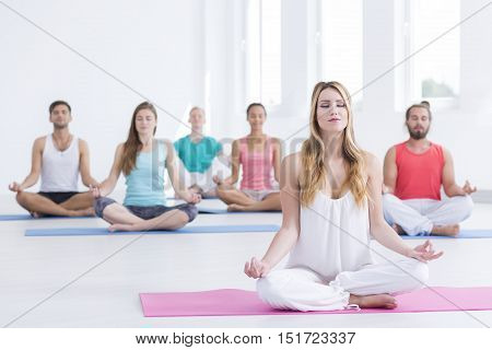 Yoga Classes With Practitioners