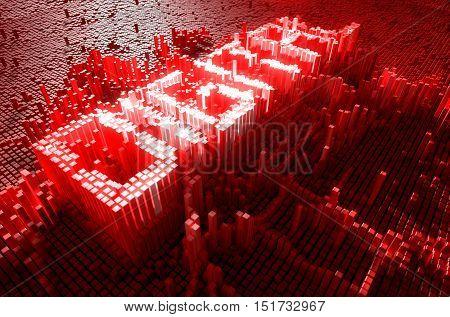 Pixel Digital Concept