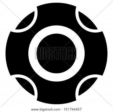 Controller Center Button Group Template. Remote Controller Center Button Symbol