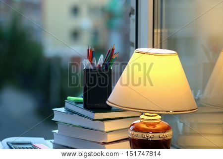 start studying homework object on a table