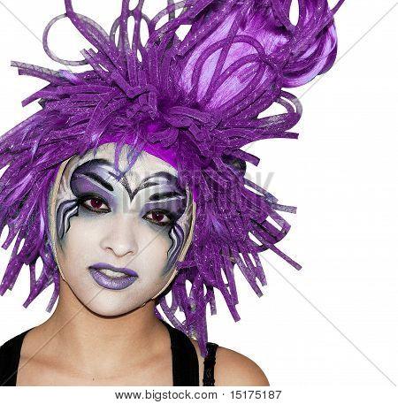 Girl Make-up.