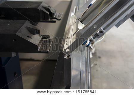sheet bending processing, automotive, work, control, blank,