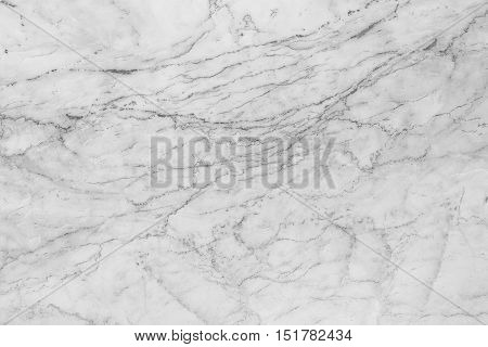 White marble natural pattern for texture abstract natural marble black and white (gray) background for product design.