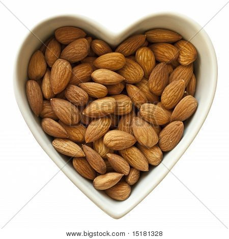 I heart almonds
