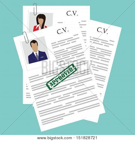 Approved Cv Concept