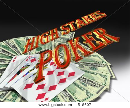 High Stakes Poker Red