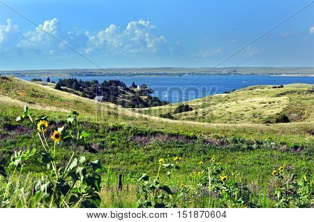 Nebraska And Lake Mcconaughy