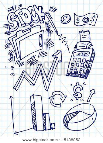 Financial Doodle