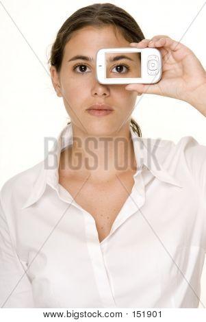 Eye On The Phone