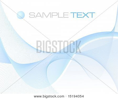 corporate abstract background - vector illustration