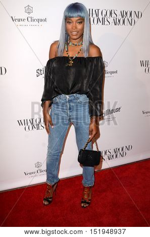 LOS ANGELES - OCT 13:  Keke Palmer at the What Goes Around Comes Around Boutique Grand Opening at the What Goes Around Comes Around Boutique on October 13, 2016 in Beverly Hills, CA