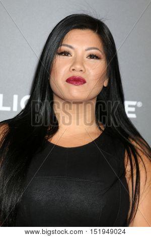 LOS ANGELES - OCT 13:  Suteara Vaughn at the