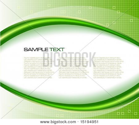 business abstract background - vector illustration - jpeg version in my portfolio