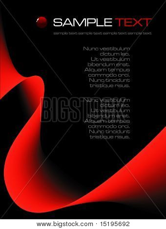 elegant abstract background - vector illustration - jpeg version in my portfolio