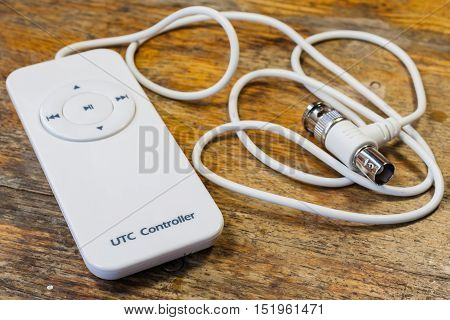 UTC controller for setup of surveillance cameras