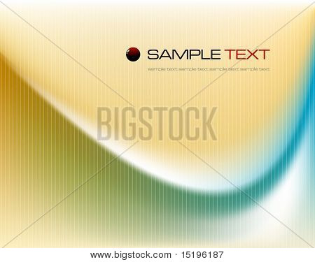 blurry abstract background - vector illustration