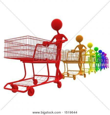 Full Spectrum Shopping Carts