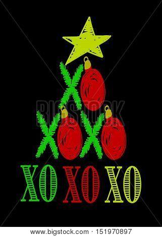 Xoxoxo Card-01.eps